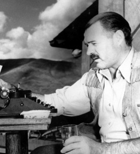 ernest hemingway short essays His works, nevertheless, lived on my purpose in this report is to discuss the major themes of ernest hemingway's ernest hemingway has written a variety of novels, short-story and essays they are easily identified as the two most important themes in the novel ernest.